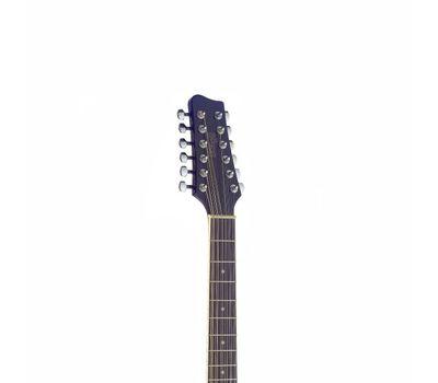 Акустическая 12-струнная гитара Stagg SA40D/12-BK фото 2   Интернет-магазин Bangbang
