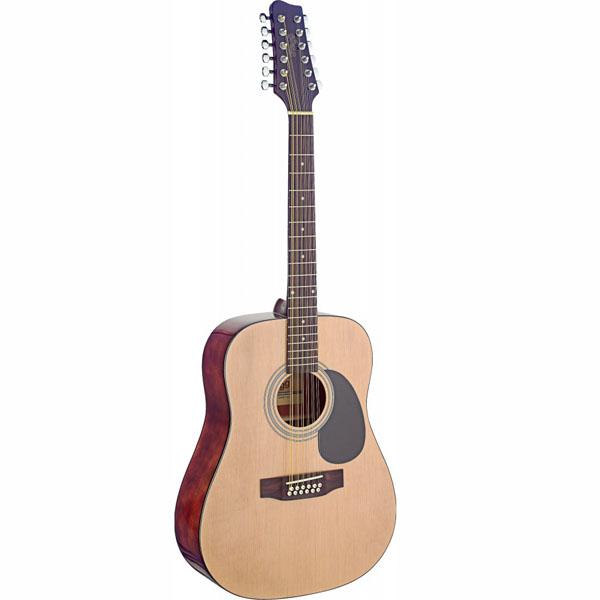 Акустическая 12-струнная гитара Stagg SA40D/12-N фото 1 | Интернет-магазин Bangbang