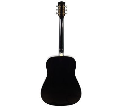 Акустическая гитара ROCKDALE AURORA 120-BK фото 2 | Интернет-магазин Bangbang