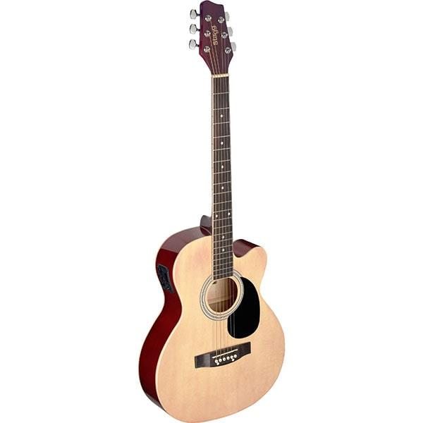 Электро-акустическая гитара Stagg SA20ACE NAT фото 1   Интернет-магазин Bangbang