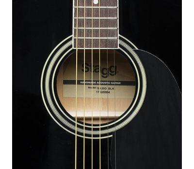 Акустическая гитара Stagg SA20D BLK фото 3 | Интернет-магазин Bangbang