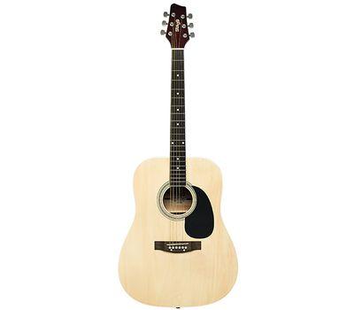 Акустическая гитара Stagg SA20D NAT фото 4 | Интернет-магазин Bangbang