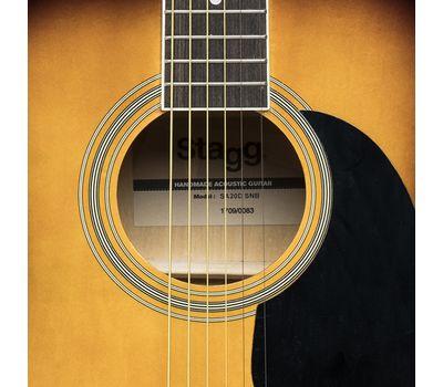 Акустическая гитара Stagg SA20D SNB фото 2 | Интернет-магазин Bangbang