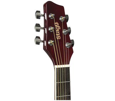 Акустическая гитара Stagg SA20D SNB фото 3 | Интернет-магазин Bangbang