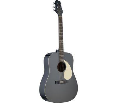 Акустическая гитара Stagg SA30D BK фото 1 | Интернет-магазин Bangbang