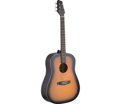 Акустическая гитара Stagg SA30D-BS фото 1   Интернет-магазин Bangbang