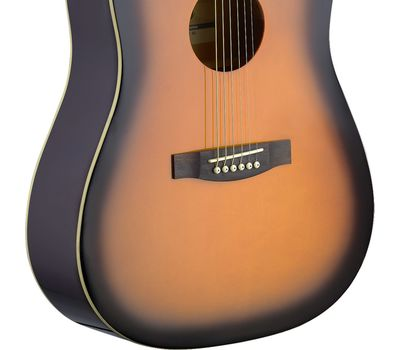 Акустическая гитара Stagg SA30D-BS фото 4   Интернет-магазин Bangbang
