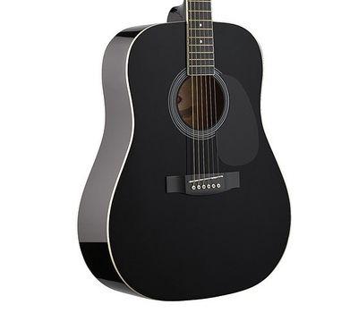 Акустическая гитара Stagg SW201BK фото 3 | Интернет-магазин Bangbang