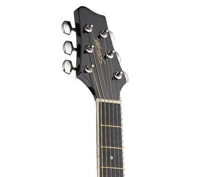 Акустическая гитара Stagg SW201BK фото 2 | Интернет-магазин Bangbang