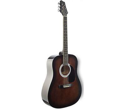 Акустическая гитара Stagg SW201BKS фото 1 | Интернет-магазин Bangbang