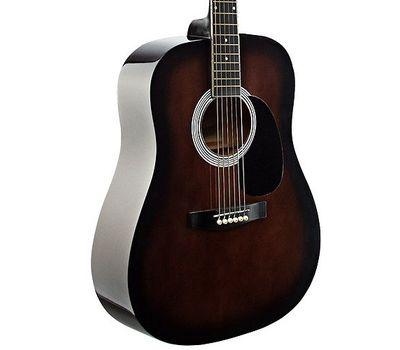Акустическая гитара Stagg SW201BKS фото 2 | Интернет-магазин Bangbang