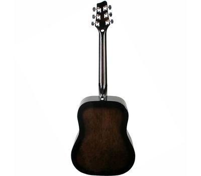 Акустическая гитара Stagg SW201BKS фото 3 | Интернет-магазин Bangbang