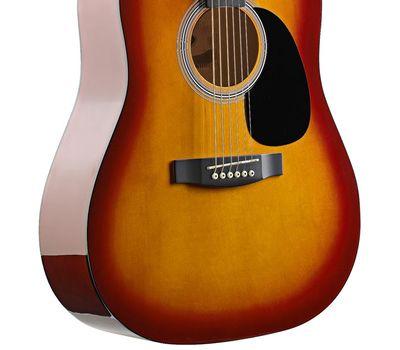 Акустическая гитара Stagg SW201CS фото 4 | Интернет-магазин Bangbang