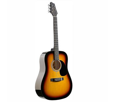 Акустическая гитара Stagg SW201SB фото 1 | Интернет-магазин Bangbang