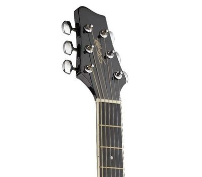 Акустическая гитара Stagg SW201SB фото 2 | Интернет-магазин Bangbang