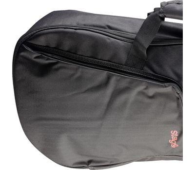 Чехол для акустической гитары Stagg STB-10 W фото 2 | Интернет-магазин Bangbang
