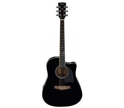 Электро-акустическая гитара ibanez PF15ECE BK фото 1 | Интернет-магазин Bangbang