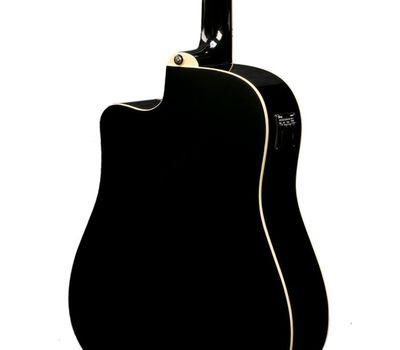 Электро-акустическая гитара ibanez PF15ECE BK фото 4 | Интернет-магазин Bangbang
