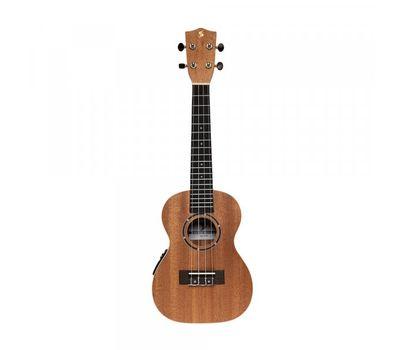 Электроакустическое концертное укулеле Stagg UC-30 E фото 1 | Интернет-магазин Bangbang