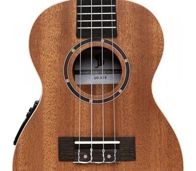 Электроакустическое концертное укулеле Stagg UC-30 E фото 3 | Интернет-магазин Bangbang