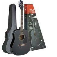 Гитарный комплект Stagg SA20D BK Pack 1 фото 2 | Интернет-магазин Bangbang