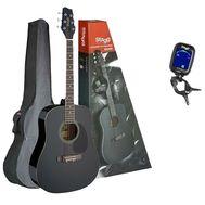 Гитарный комплект Stagg SA20D BK Pack 2