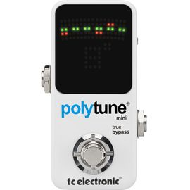 Гитарный тюнер TC Electronic PolyTune Mini фото 1 | Интернет-магазин Bangbang
