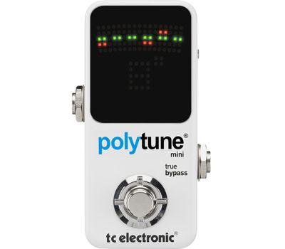 Гитарный тюнер TC Electronic PolyTune Mini фото 1   Интернет-магазин Bangbang