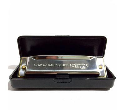 Губная гармошка Stagg BJH-B20 в тональности F фото 3 | Интернет-магазин Bangbang
