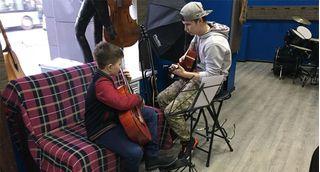 Индивидуальные уроки игры на гитаре в Алматы. фото 6 | Интернет-магазин Bangbang