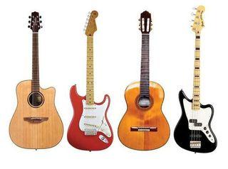 Как выбрать гитару для начинающего! фото 7 | Интернет-магазин Bangbang