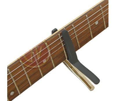 Каподастр для акустической гитары Stagg SCPX-CU BK фото 4 | Интернет-магазин Bangbang