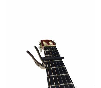 Каподастр для классической гитары Stagg SCPX-FL BK фото 3 | Интернет-магазин Bangbang