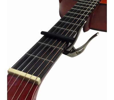 Каподастр для классической гитары Stagg SCPX-FL BK фото 4 | Интернет-магазин Bangbang