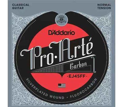 Карбоновые струны для классической гитары D'addario EJ45 FF фото 1 | Интернет-магазин Bangbang
