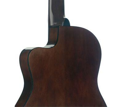Классическая электроакустическая гитара Stagg C546 TCE-N фото 4 | Интернет-магазин Bangbang