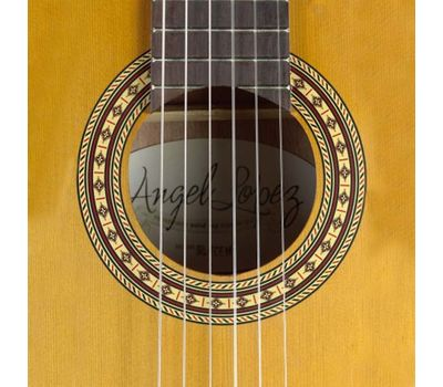 Классическая гитара Angel Lopez Sil-M фото 3   Интернет-магазин Bangbang