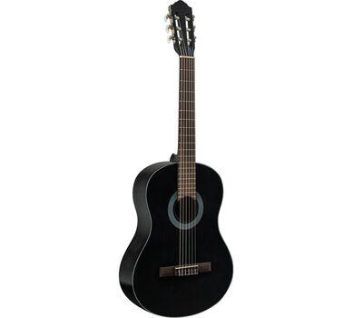 Классическая гитара Flight C-100 BK 4/4 фото 3 | Интернет-магазин Bangbang