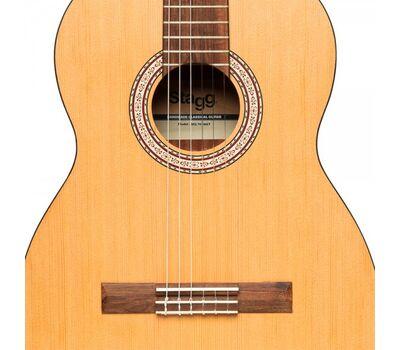 Классическая гитара Stagg SCL70 NAT фото 3 | Интернет-магазин Bangbang