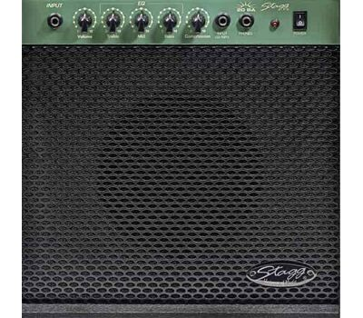 Комбоусилитель для бас-гитары Stagg BA 20 EU фото 3 | Интернет-магазин Bangbang
