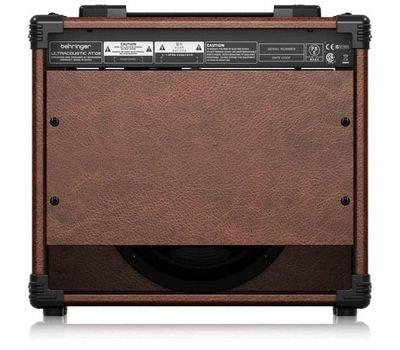 Комбоусилитель для электроакустической гитары Behringer AT108 фото 2 | Интернет-магазин Bangbang