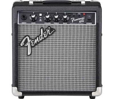 Комбоусилитель для электрогитары Fender Frontman 10g фото 3 | Интернет-магазин Bangbang