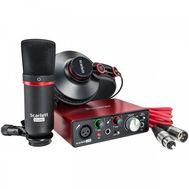 Комплект для звукозаписи Focusrite Scarlett Solo Studio 2Gen фото 1 | Интернет-магазин Bangbang