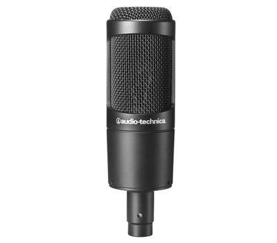 Конденсаторный микрофон Audio Technica AT2035 фото 1 | Интернет-магазин Bangbang