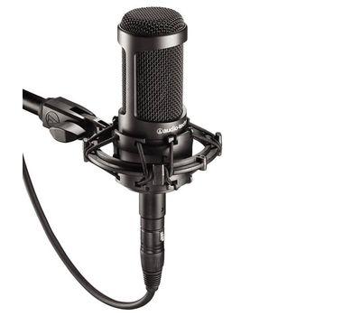 Конденсаторный микрофон Audio Technica AT2035 фото 2 | Интернет-магазин Bangbang