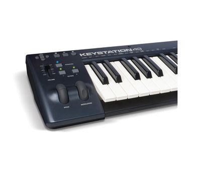 MIDI клавиатура M-Audio Keystation 49 II фото 2 | Интернет-магазин Bangbang