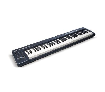 MIDI клавиатура M-Audio Keystation 61 II фото 1 | Интернет-магазин Bangbang