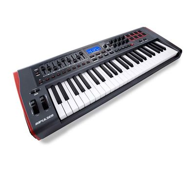 MIDI-клавиатура Novation Impulse 49 фото 2   Интернет-магазин Bangbang