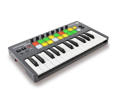 MIDI-клавиатура Novation Launchkey Mini фото 2 | Интернет-магазин Bangbang