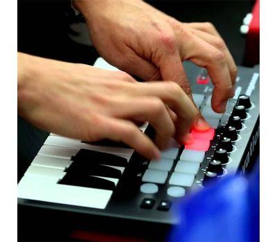 MIDI-клавиатура Novation Launchkey Mini фото 6 | Интернет-магазин Bangbang